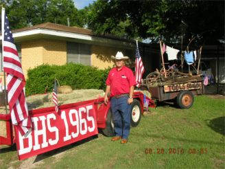 BHS 1965 Float
