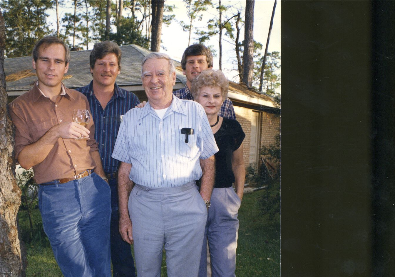 Bob, Ann, Bobby, Joey, & Billy Gleason