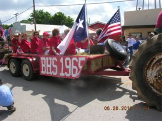 BHS 1965 in Polish Day Parade