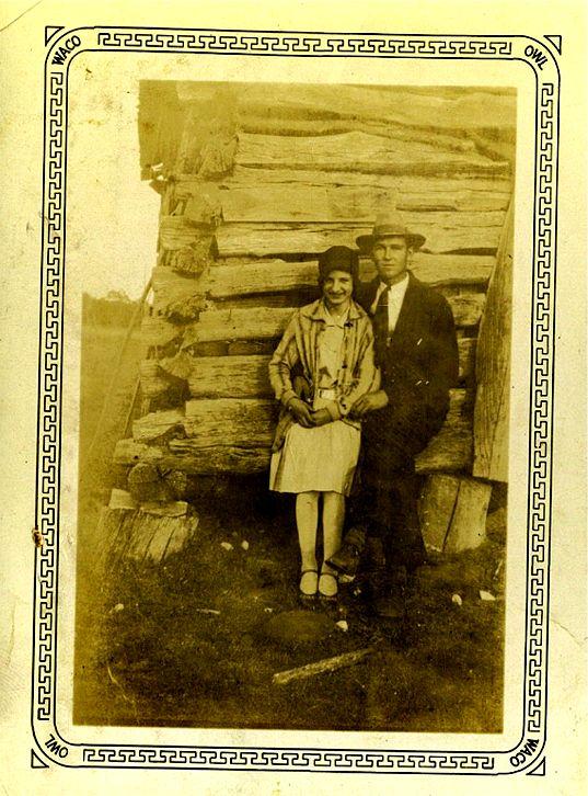 Helen Nowak & Ed Okonski  1926