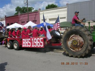 BHS 1965 Polish Day Parade
