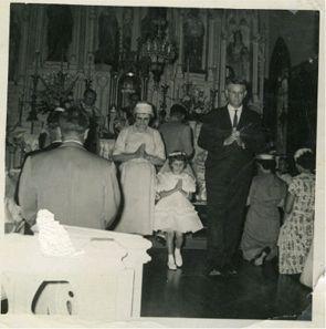 Mary Ann   First Communion   1960
