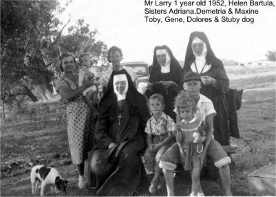 1952_Larry__3_nuns