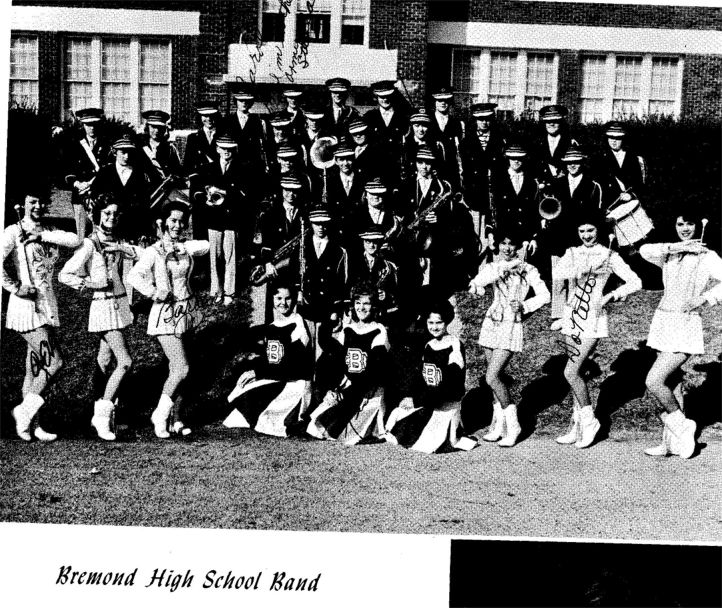 BHS 1962 Band