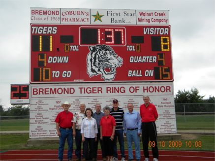 BHS Class of 1965 as a Sponsor