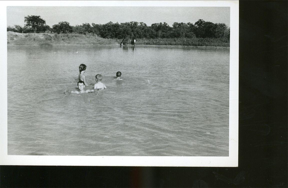 Bobby & Billy Gleason    Gene & Dolores Okonski    1952