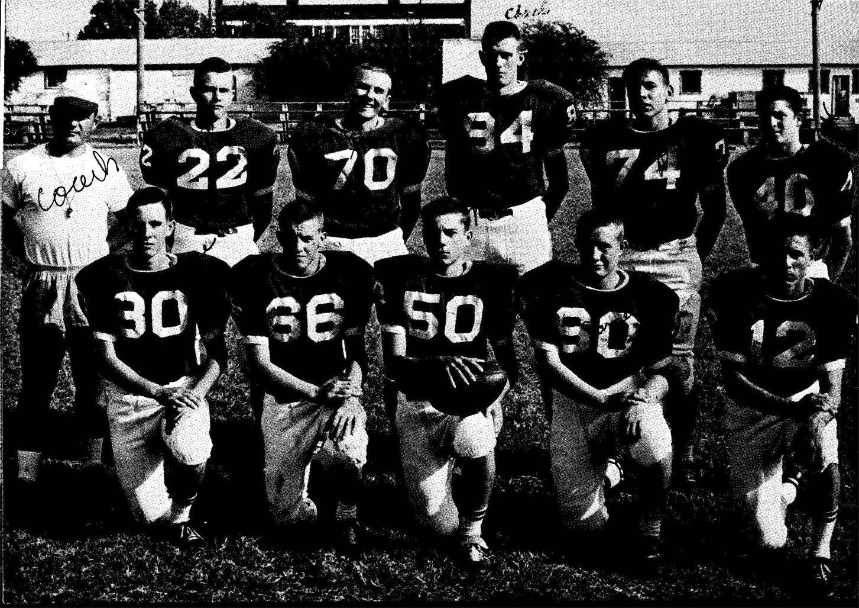 BHS 1964 Football