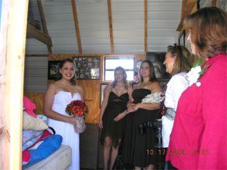Dee & Bridesmaids