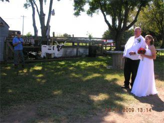 Dee & Dad Fred Wilganowski