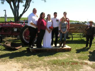 Dee & Keith Mr & Mrs Fred Wilganowski & family