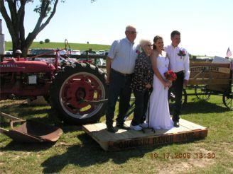 Dee & Keith, Mr/Mrs Ed Filar