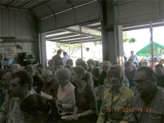 Mass Attendees
