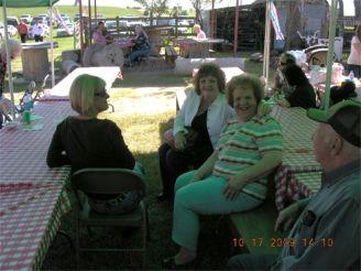 Mrs Storemski & Pam Wachel