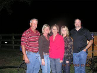 Larry, Monica, Betty, Ann, Steve
