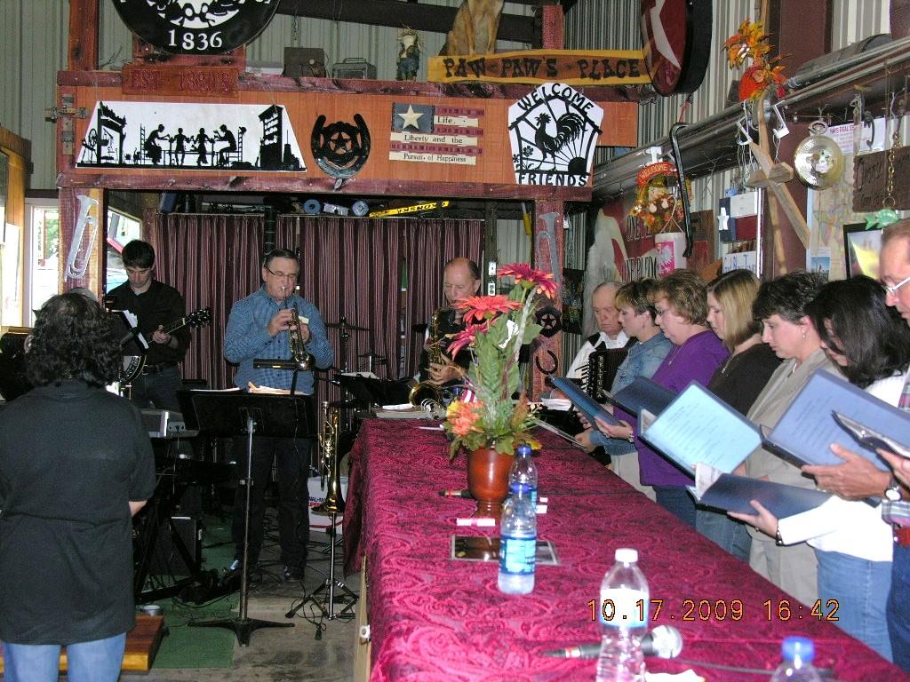 Charles Nemec Band & Choir
