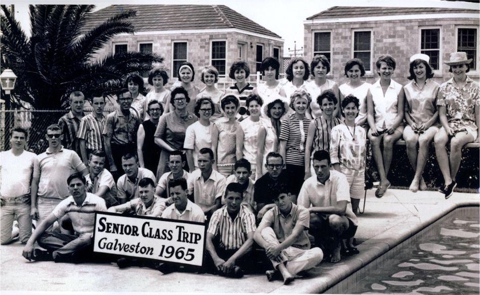 BHS 1965 Senior Trip