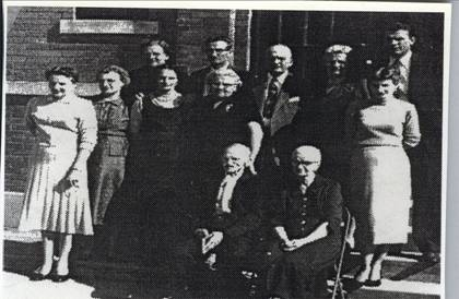 Michael and Sophie & 10 children –1956 All Saints Catholic Church