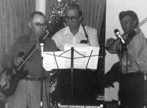 Steve Okonski, Carol Bashinski, Ted Yanowski
