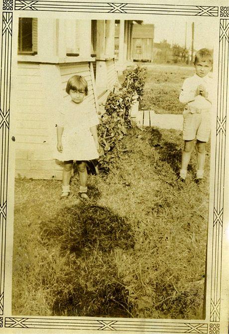 Mary Ann 1957 Houston