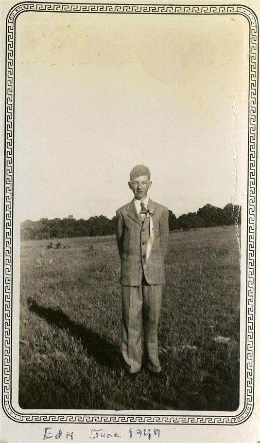 Ed Okonski 1947