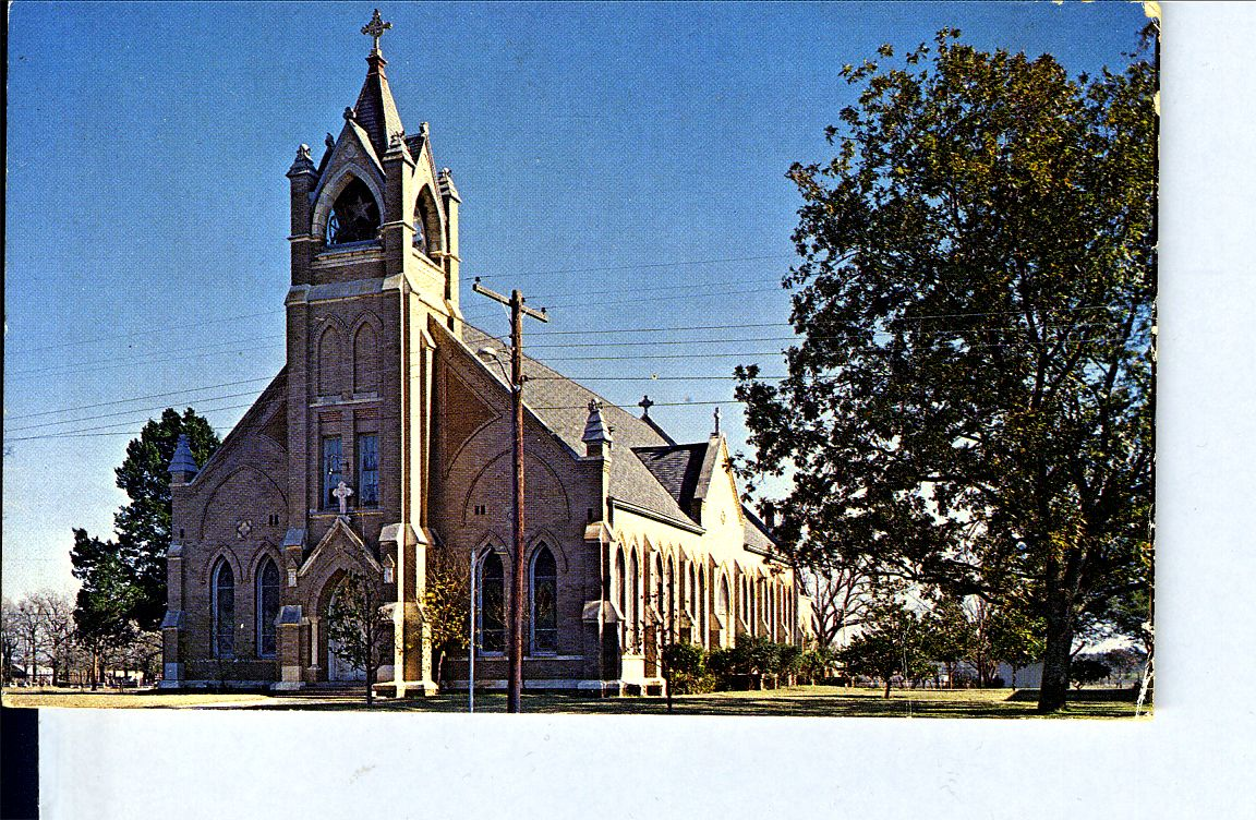 St Mary's Catholic Church thru 1971