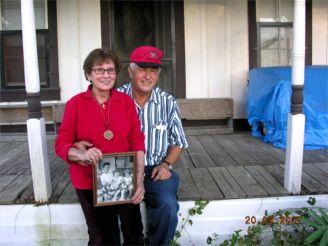Sadie Okonski Campbell & Gene Okonski 2007