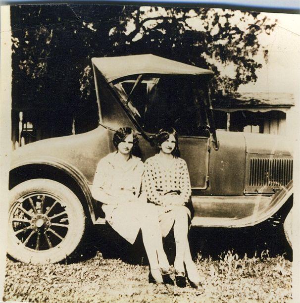 Helen Nowak & Rose Nowak 1926