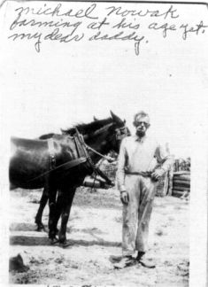 Michael Nowak Farming 1943 Bremond Tx