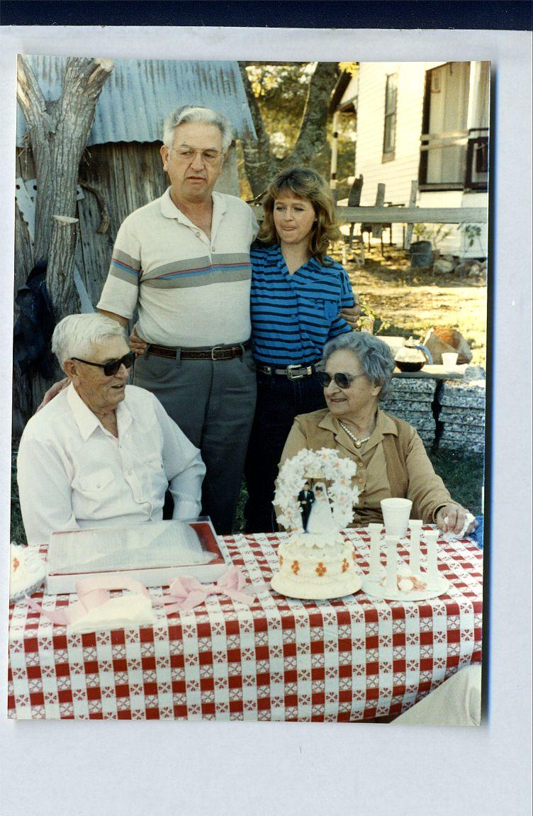 Ed, Helen, Ed jr, Helen Nov 12, 1979