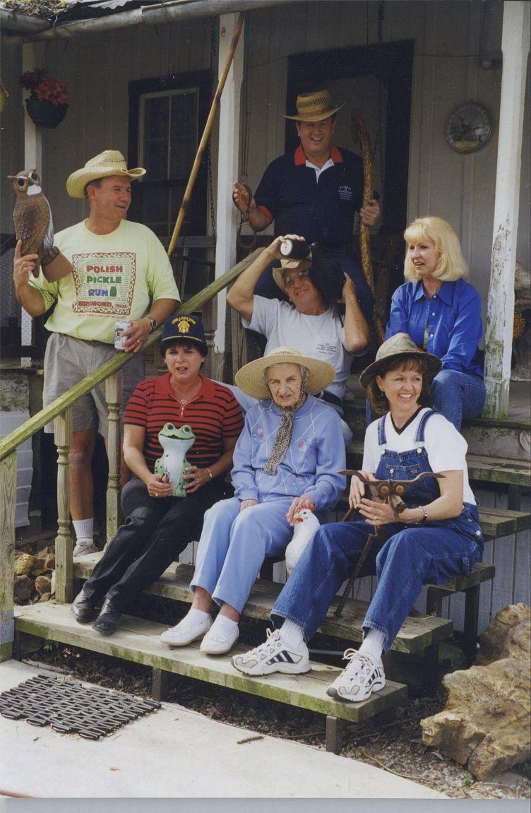 1992 Helen, Helen, Mary Ann, Dolores, Ed Larry & Gene