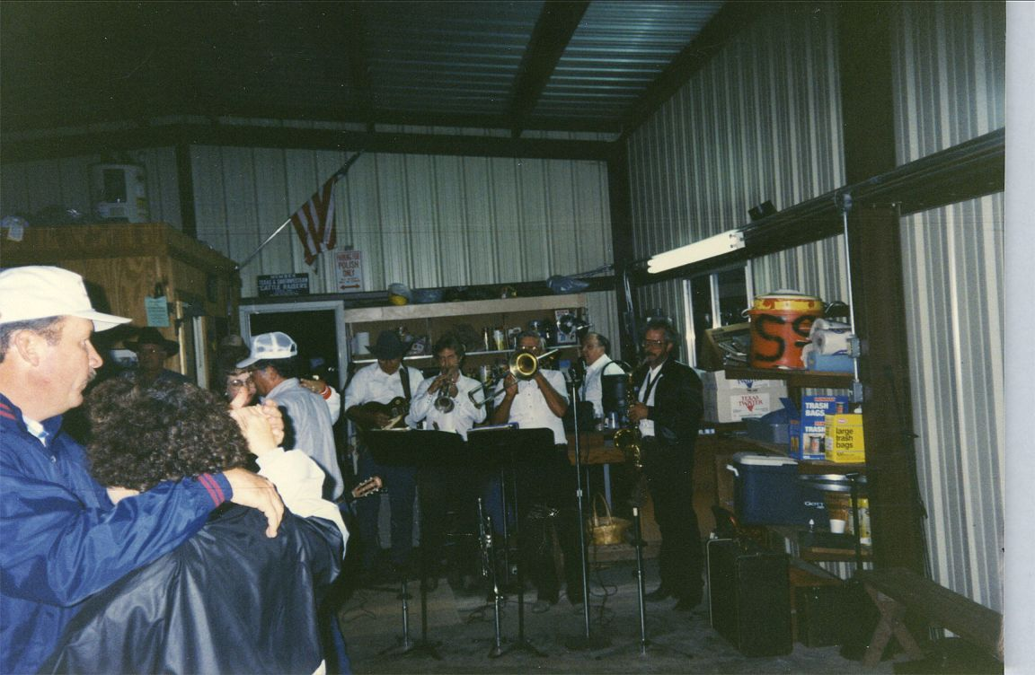 October Jamboree 1992 Bryan, TX Polka Band