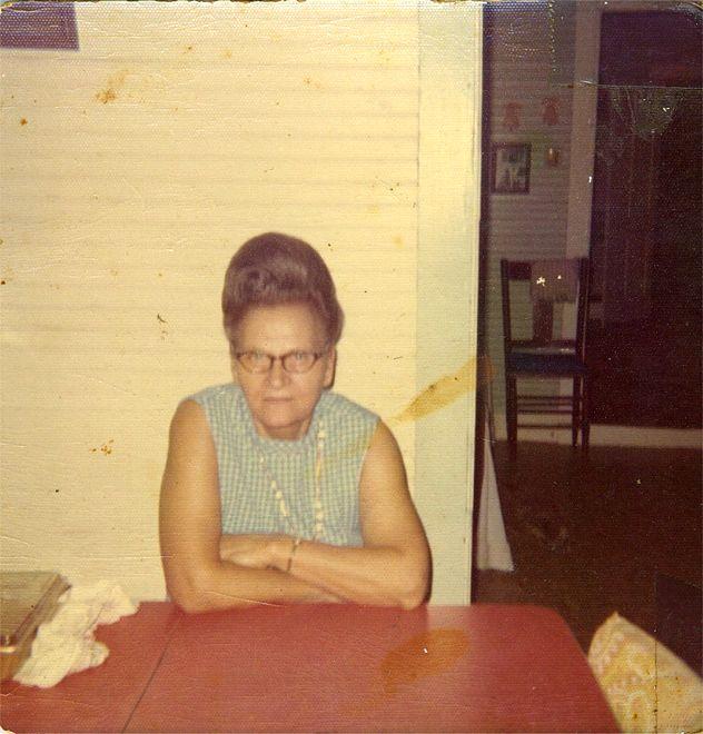 Vickie Nowak Okonski Okonski Home Place Bremond Tx 1960