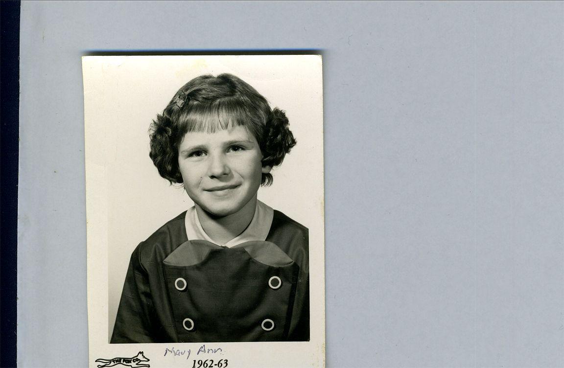 Mary Ann 1962